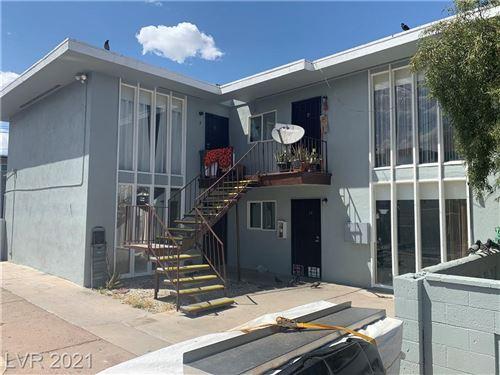 Photo of 3351 Brussels Street, Las Vegas, NV 89169 (MLS # 2289394)