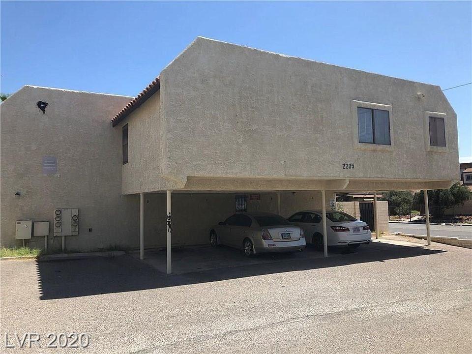 Photo of 2205 Sun Avenue #B, North Las Vegas, NV 89030 (MLS # 2210394)