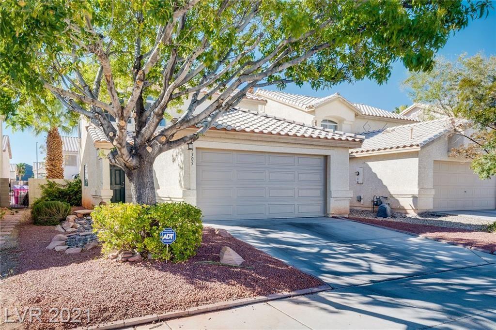 Photo of 7505 Jockey Avenue, Las Vegas, NV 89130 (MLS # 2342394)