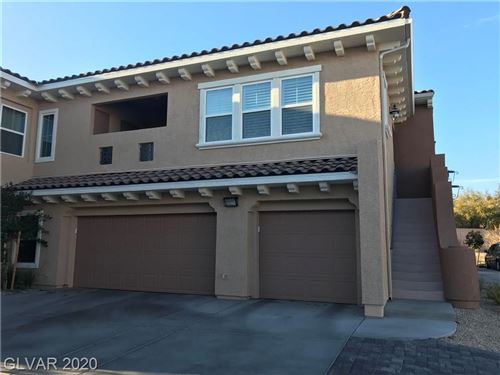 Photo of 875 PANTARA Place #2001, Las Vegas, NV 89138 (MLS # 2165395)
