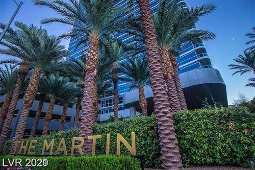 Photo of 4471 Dean Martin Drive #606, Las Vegas, NV 89103 (MLS # 2293395)