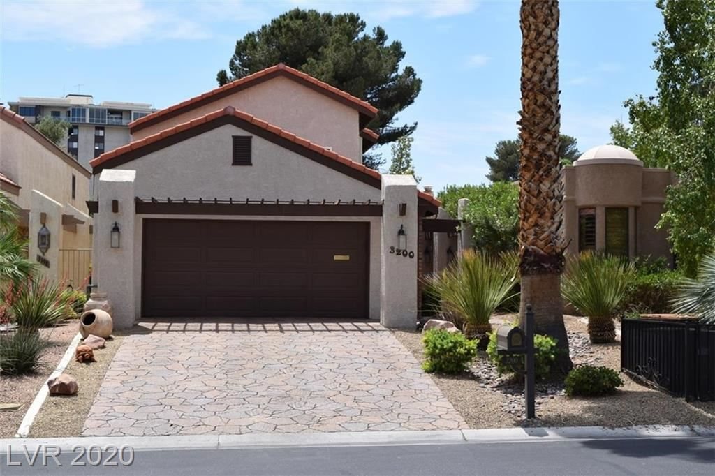 Photo for 3200 BEL AIR Drive, Las Vegas, NV 89109 (MLS # 2218395)