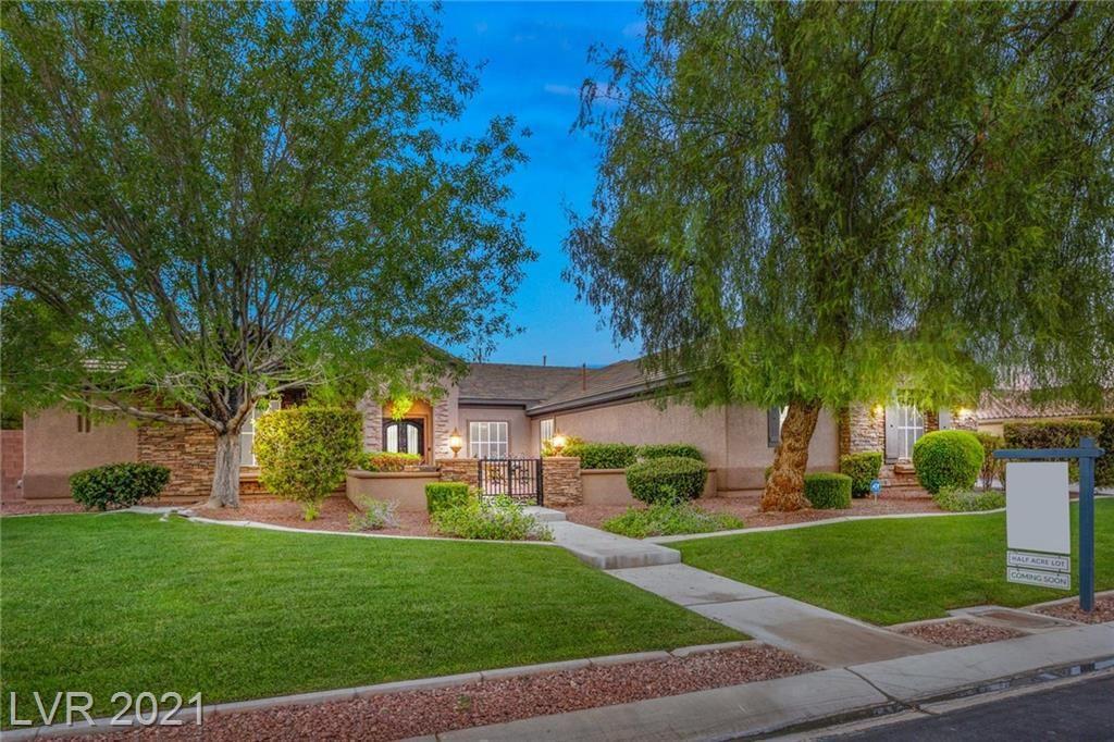 Photo of 7104 Via Locanda Avenue, Las Vegas, NV 89131 (MLS # 2329395)