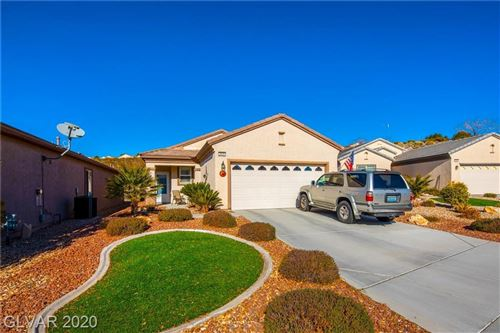 Photo of 2620 GALACTIC HALO Avenue, Henderson, NV 89044 (MLS # 2168396)
