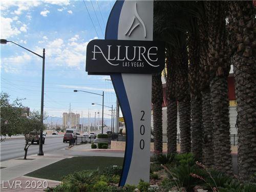 Photo of 200 SAHARA Avenue #2605, Las Vegas, NV 89102 (MLS # 2200396)