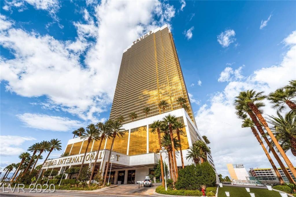 Photo of 2000 FASHION SHOW Drive #4708, Las Vegas, NV 89109 (MLS # 2208396)