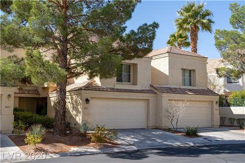 Photo of 7861 Bluewater, Las Vegas, NV 89128 (MLS # 2189397)