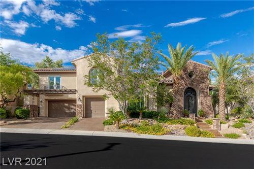 Photo of 704 Tandoori Lane, Las Vegas, NV 89138 (MLS # 2317398)