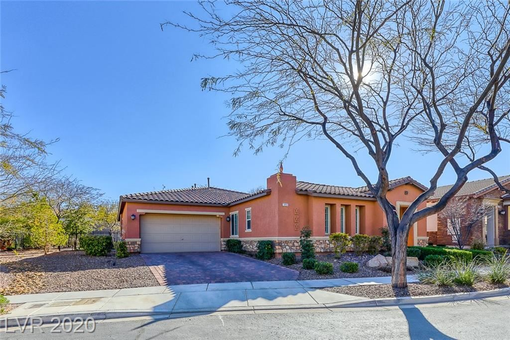 Photo of 1896 CANVAS EDGE Drive, Henderson, NV 89044 (MLS # 2175398)