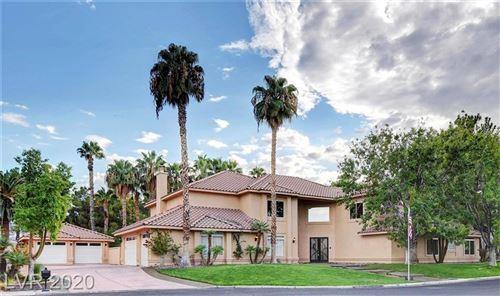 Photo of 3769 MESA LINDA Drive, Las Vegas, NV 89120 (MLS # 2205399)