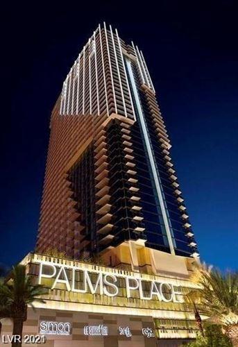 Photo of 4381 West Flamingo Road #1110, Las Vegas, NV 89103 (MLS # 2329399)