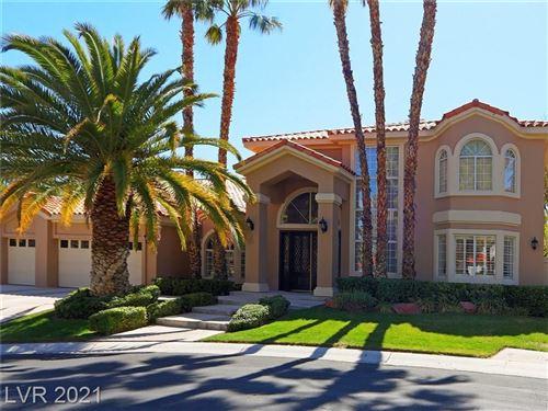 Photo of 87 Princeville Lane, Las Vegas, NV 89113 (MLS # 2279400)