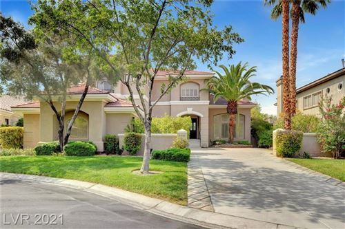 Photo of 9032 Park Forest Court, Las Vegas, NV 89134 (MLS # 2309400)