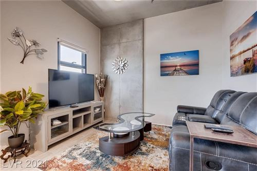 Photo of 353 BONNEVILLE Avenue #737, Las Vegas, NV 89101 (MLS # 2286401)