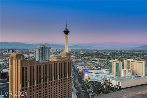 Photo of 2700 Las Vegas Boulevard #3905, Las Vegas, NV 89109 (MLS # 2327401)