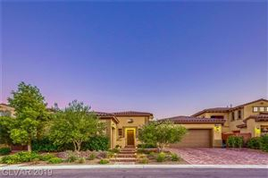 Photo of 83 REZZONICO Drive, Henderson, NV 89011 (MLS # 2124402)