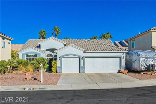 Photo of 7482 Thornsby Court, Las Vegas, NV 89120 (MLS # 2274402)
