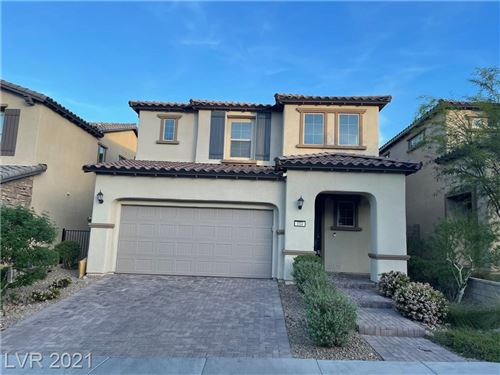 Photo of 114 Berneri Drive, Las Vegas, NV 89138 (MLS # 2291402)