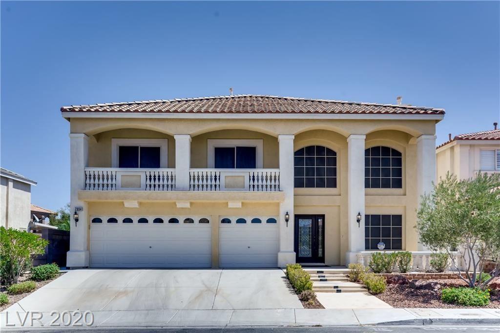 Photo of 7994 CORONADO COAST Street, Las Vegas, NV 89139 (MLS # 2175402)