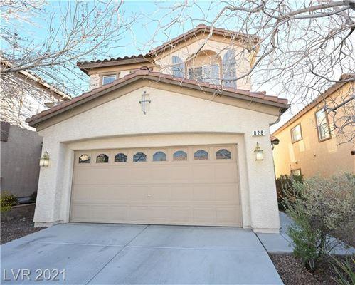 Photo of 828 PERCY ARMS Street #n/a, Las Vegas, NV 89138 (MLS # 2271403)