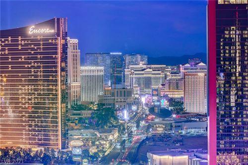 Photo of 2700 Las Vegas Boulevard #4002, Las Vegas, NV 89109 (MLS # 2299403)