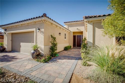 Photo of 91 CONTRADA FIORE Drive, Henderson, NV 89011 (MLS # 2158404)