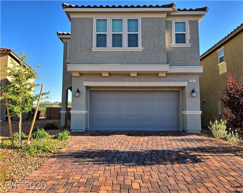 Photo of 2871 Rolling Brook Place, Henderson, NV 89044 (MLS # 2210404)