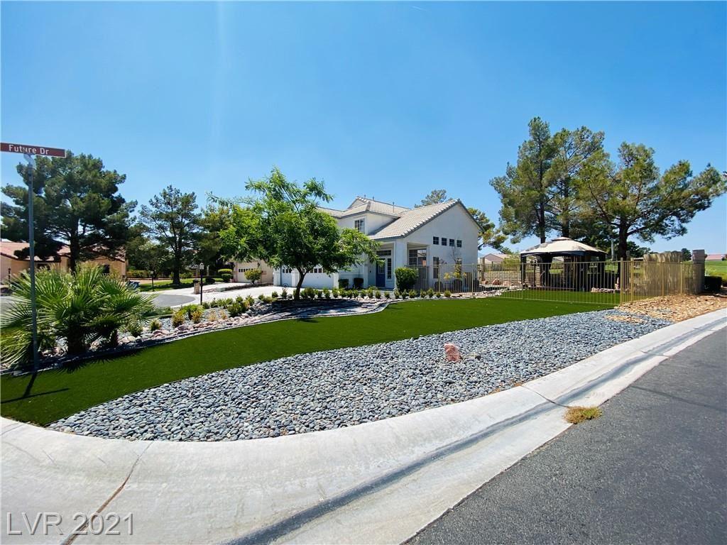 Photo of 5100 Future Drive, Las Vegas, NV 89130 (MLS # 2322404)