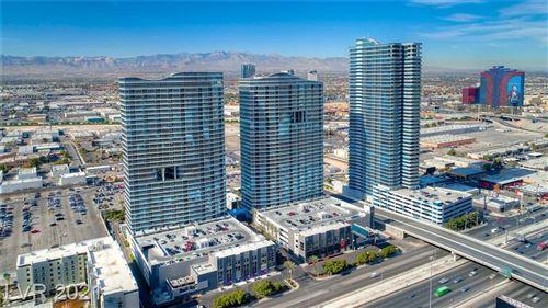 Photo of 4525 Dean Martin Drive #808, Las Vegas, NV 89103 (MLS # 2308405)