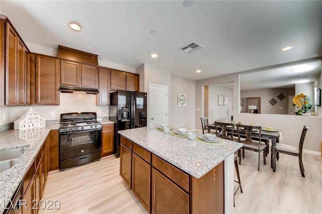 Photo of 8622 VONDEL PARK Street #Lot 24, Las Vegas, NV 89148 (MLS # 2200405)