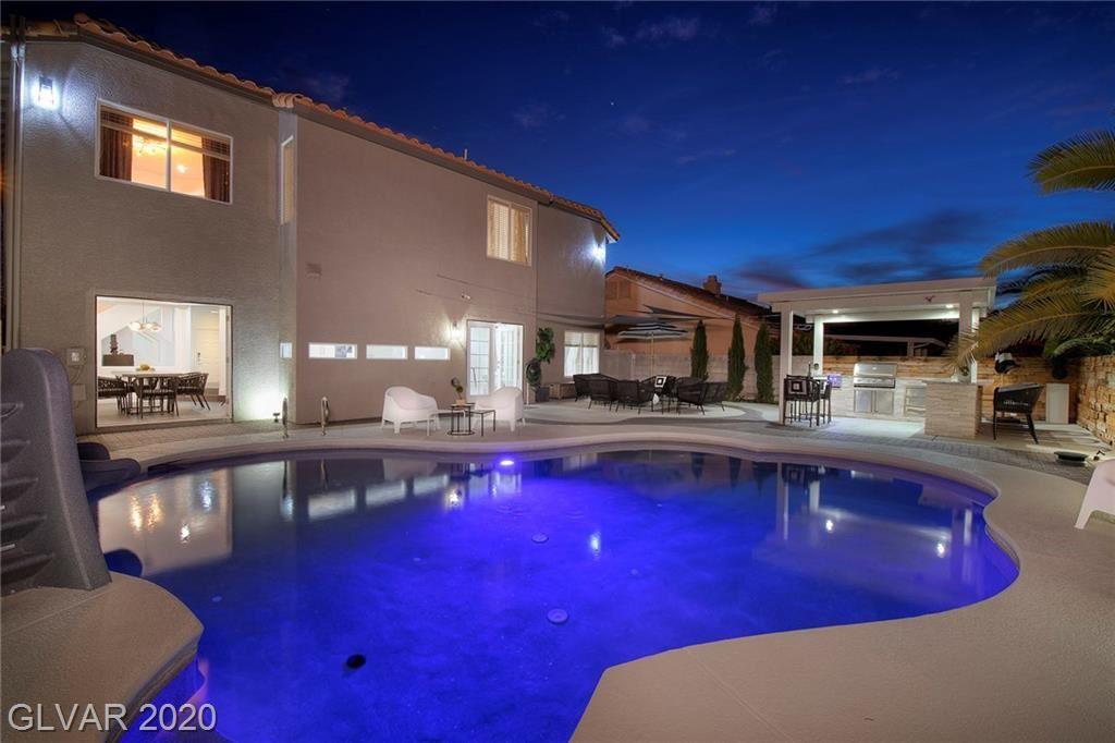 Photo of 1394 GLASSY POND Avenue, Las Vegas, NV 89183 (MLS # 2169406)