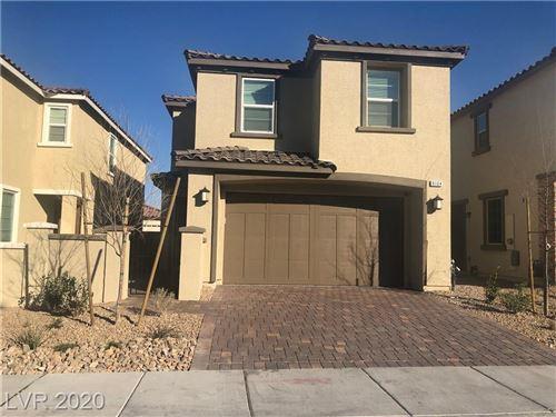 Photo of 8104 RAMS COLLIDE Street, Las Vegas, NV 89166 (MLS # 2174407)