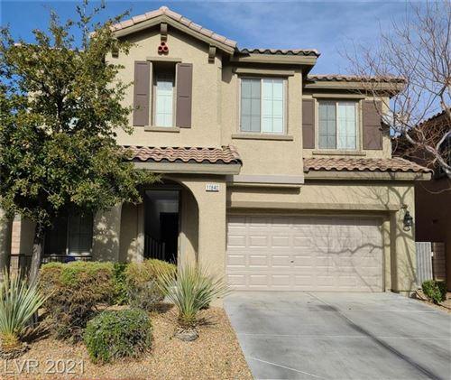 Photo of 11840 ARENOSO Drive, Las Vegas, NV 89138 (MLS # 2271407)