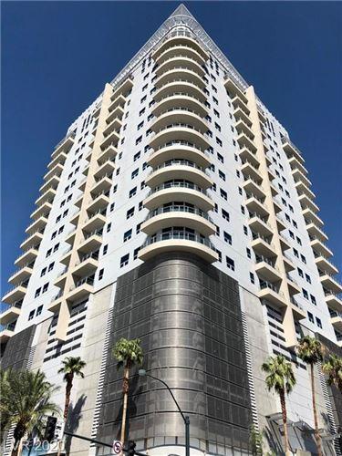 Photo of 200 Hoover Avenue #1413, Las Vegas, NV 89101 (MLS # 2215408)