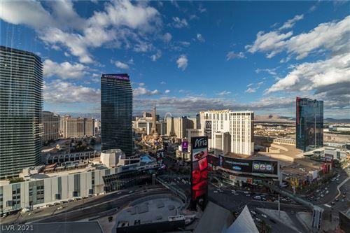 Photo of 3722 Las Vegas Boulevard #2805, Las Vegas, NV 89158 (MLS # 2303409)