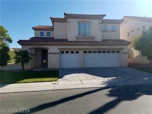 Photo of 389 FALCONS FIRE Avenue, Las Vegas, NV 89148 (MLS # 2156410)