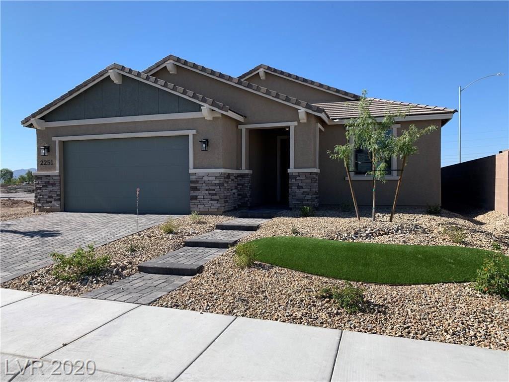 Photo of 2251 DALEWOOD Avenue, North Las Vegas, NV 89086 (MLS # 2187411)