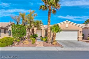 Photo of 4850 East GUSTO Street, Las Vegas, NV 89135 (MLS # 2122412)