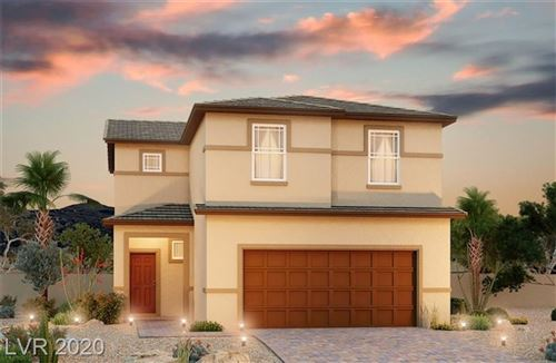 Photo of 6302 Highledge #lot 32, North Las Vegas, NV 89081 (MLS # 2187412)