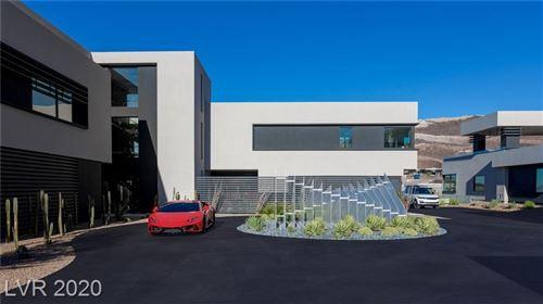 Photo of 750 DRAGON RIDGE Drive, Henderson, NV 89012 (MLS # 2147413)