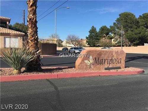 Photo of 3600 MONARCAS Street #201, Las Vegas, NV 89108 (MLS # 2209413)