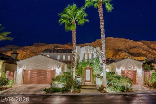 Photo of 2835 Evening Rock Street, Las Vegas, NV 89135 (MLS # 2241413)