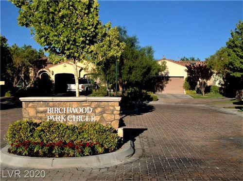 Photo of 3255 BIRCHWOOD PARK Circle, Las Vegas, NV 89141 (MLS # 2246413)
