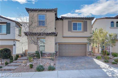 Photo of 9953 Rams Leap Avenue, Las Vegas, NV 89166 (MLS # 2263413)