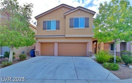 Photo of 4032 Blueberry Peak Lane, North Las Vegas, NV 89032 (MLS # 2294413)