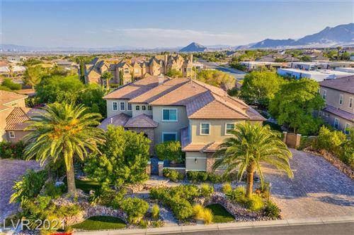 Photo of 9795 Amador Ranch Avenue, Las Vegas, NV 89149 (MLS # 2323413)