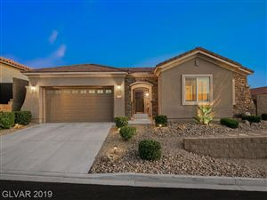 Photo of 2583 DIRLETON Place, Henderson, NV 89044 (MLS # 2122414)