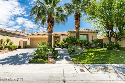 Photo of 3338 Dove Run Creek Drive, Las Vegas, NV 89135 (MLS # 2311414)