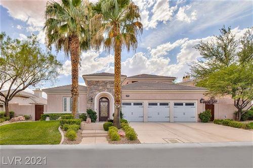 Photo of 3301 Elk Clover Street, Las Vegas, NV 89135 (MLS # 2316414)