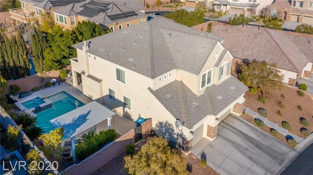 Photo of 10210 TIMBERLINE PEAK Avenue, Las Vegas, NV 89166 (MLS # 2173414)